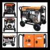 5kw Alta Productividad y Maximm Beneficio de generador diesel (Big Wheels)