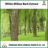 Extrait normal de poudre de saule blanc d'approvisionnement d'usine avec Salicin 10%-98% pour le produit de beauté