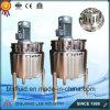 Helado homogeneizador de helado de máquina, Helados tanque de mezclado