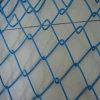 PVC-beschichtendes Kettenlink, das Garten-Zaun einzäunt