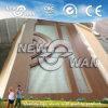 Prix de porte de PVC de salle de bains fabriqués en Chine (PVC-0001)