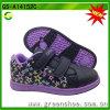 GirlsのためのVelcroの卸し売りChildren Casual Sport Shoes