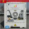 Recipiente gelado do armazenamento frio para o transporte da embarcação