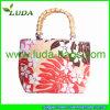 Luda New Style Straw Beach Bags Made di Paper