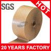 Blanco y marrón del papel de Kraft de la goma de la cinta (YST-PT-012)