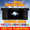 Navegación del GPS del reproductor de DVD del coche para BMW E46 M3