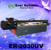 China Biggest Size Flatbed ULTRAVIOLETA Printer Widely Used para Printing en Wood, Metal, Ceramic, Acrylic, Plastic etc.