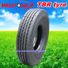 315/80r22.5 Tubeless All Steel Radial Truck Tyre/Tyres, TBR Tire/Tires mit Rib Smooth Pattern für High Way (R22.5)