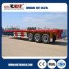 Alta qualità da 40 FT del contenitore rimorchio a base piatta del camion di rimorchio semi