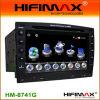 Hifimax 7.0 Renault Megane (2008年)のインチ車GPS DVDプレイヤー(HM-8741G)