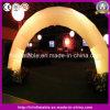 Hete LEIDENE Lichte Opblaasbare Boog voor de Decoratie van de Gebeurtenis van het Huwelijk