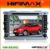 KIAの長所(HM-8938G)のためのHifimax車DVD GPSの運行