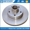 Besserpowerはステンレス鋼の自動車部品を投げる無くなったワックスをカスタマイズした