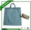 カスタムロゴの順序耐久のFoldable PPの非編まれたショッピング・バッグ
