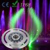 Basse lumière sous-marine de fontaine de la tension 9W 12W 18W DEL avec IP 68 imperméable à l'eau