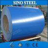 Катушка CGCC Ral5020 PPGI Prepainted гальванизированная стальная катушка для материала толя