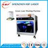 Machine van de Gravure van de Laser van het groene Licht de Binnen voor de Giften van het Glas van het Kristal