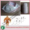 Esteróides anabolizantes Fluoxymesterones CAS 76-43-7 Halotestin Medicina Legal