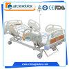 3 ABS柵のボード(GT-BM3621)が付いている不安定な手動病院用ベッド