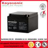 bateria selada 26ah do AGM da bateria 12V acidificada ao chumbo para sistemas do UPS