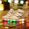 Schoenen van het Dek van de hete LEIDENE van de Mensen van de Verkoop de Lichte Tennisschoenen van Schoenen Toevallige voor Volwassene