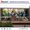 Pantalla video P4/P6/P8/P10/P16 de la pantalla delantera al aire libre fija del mantenimiento LED para hacer publicidad