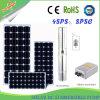 Sortie 1 '' - 1.25 '' - système de pompe solaire solaire de pompe de vis de C.C de pouce 1.5 '' - 2 '' - 3 '' - 4 '' (séries centrifuges)