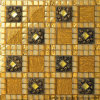 Золотистая стеклянная мозаика искусствоа (VMW3603)
