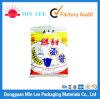 Sachet en plastique de empaquetage liquide personnalisé de sauce à sacs d'impression flexible