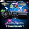 Relação Android da caixa e do vídeo da navegação do GPS para 10-15 Porsche