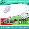 Servilleta sanitaria Mitad-Serva produciendo la fabricación de la máquina (HY600-HSV)