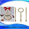2-3 de Handvatten van de Plaat van de Cake van rijen met de Stijl van het Schild