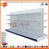La vendita ha personalizzato la scaffalatura perforata supermercato della visualizzazione di comitato posteriore (Zhs524)
