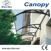 Balcony Fans (B900)를 위한 섬유유리 Stainless Steel Awning
