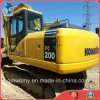 machines utilisées par arrivée neuve d'excavatrice de construction de 20ton~PC200-7 KOMATSU pour l'exportation