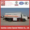 Caminhão de petroleiro pequeno Jmc do petróleo de Bowser do combustível veículo de um Petro de 4 toneladas mini