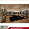 Lady의 Garment 상점 Design를 위한 Glass Wall Showcase를 주문을 받아서 만드십시오