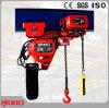 Gru bassa dell'altezza libera di colore rosso di Kixio 1.5t con il prezzo di fabbrica