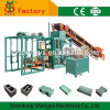 Qt4-20 Semi Automatic Concrete Block Brick Machine pour le Soudan
