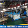 24 Carrier orizzontale Braiding Machine per Rubber Hose