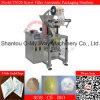 Máquina de embalagem empoeirada horizontal do pó do pó 5-300ml do eixo helicoidal de parafuso