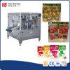 Dörrobst oder Gemüseverpackmaschine mit Premade Beutel