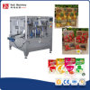 Premadeの袋が付いているドライフルーツか野菜包装機械