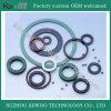 FDA Gekleurde RubberVerbinding van de O-ring van het Silicone voor Verkoop