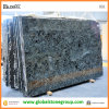 Kitchen Countertopsの島TopsのためのヒスイBlue Granite Slabs
