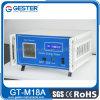 Equipo de seguridad de laboratorio con certificado de calibración (GT-M18)