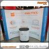 El vinilo caliente de la flexión del PVC de la impresión de Digitaces de la venta surge la exhibición