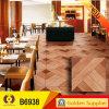 600*600mmの木の床タイルの無作法なセラミックタイル(B6938)