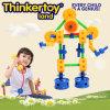 Pädagogisches Plastikintelligenter Roboter-Vorschulinnenspielzeug