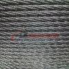 Corde galvanisée de fil d'acier de Construction6*19s 6*19W+FC